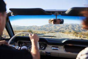 Auto huren in de VS